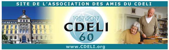 www.cdeli.org - Site de l'Association des Amis du CDELI | Retejo de la Asocio Amikoj de CDELI