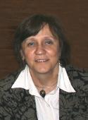 Prof. dr. Ilona Koutny, Interlingvistikaj Studoj, Finn-Ugra Katedro, Universitato Adam Mickiewicz, Poznano, Pollando - cliquer pour agrandir la photo (nouvelle fenêtre)