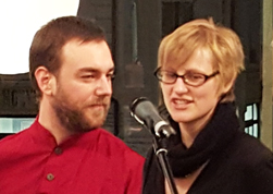 Sarah et Sylvain Meigniez, Société lausannoise d'espéranto (LES)